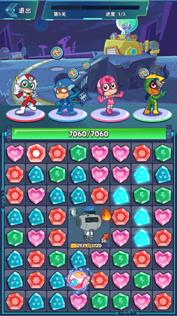 正版授权开心超人联盟手游怎么玩呢?基础战斗玩法介绍
